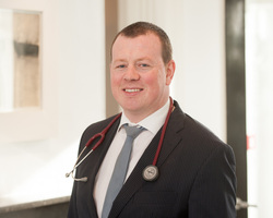 Dr Conor McDowell